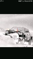 Snow removal drivers and shovelers