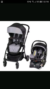 Baby Trend Carseat & Stroller for sale