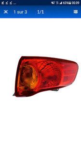 LOOKING FOR: 2009-2010 Corolla Rear passenger side Tail light