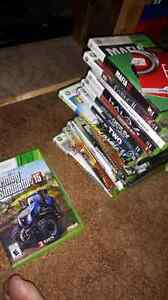500gb Xbox 360 and games and controllers  Kawartha Lakes Peterborough Area image 2