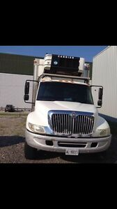 Reefer truck for SALE