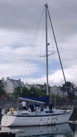 SAILING YACHT MOODY 39 FULL LIVE ABOARD WILL SWAP OR PX CRUISER BOAT
