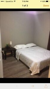 Fully furnished bedroom for rent daily weekly or monthly