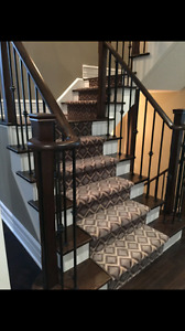 Carpets pros installations. 647-994-4446.