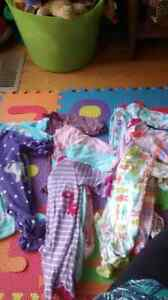 Girls 0-3 month Fall/winter Clothes Lot Peterborough Peterborough Area image 2