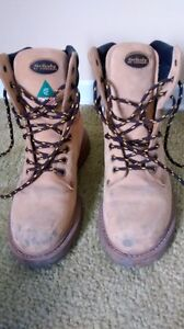Men's Steel Toe Workboots