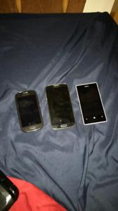 Phones $100/each