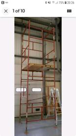 Scaffold tower SSTC