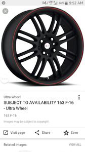 Focale f16 18 inch wheels