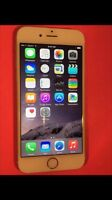 Iphone 6 gold 64gb unlock