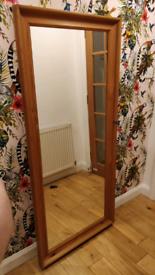 Large IKEA hemnes mirror
