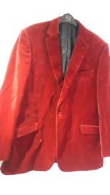 Mens velvet jacket