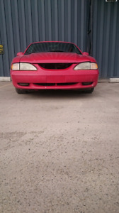 Beautiful 95 Mustang Gt for trade or sale!