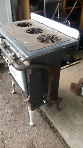 Vintage Moffat Circa 1930's Gas Stove As Is condition
