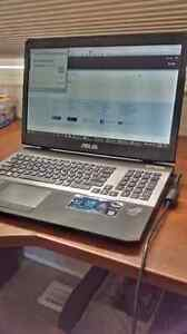 ASUS 17.5 inch G75VW Laptop 660m Graphics Strathcona County Edmonton Area image 1