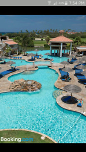 Timeshare vacation Aruba March 3rd to the 10th