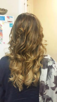 Low Rate Salon Services by a Certified Stylist in the evening