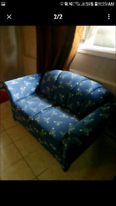 Loveseat need gone asap can deliver