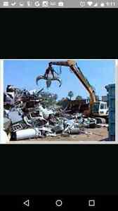 Free removal of scrap junk n things you dont wanna look at