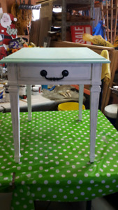 End Tables or Night Tables