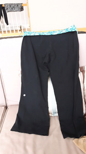 Lululemon Cropped  Pants- size 8