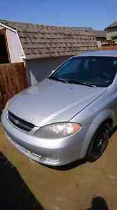 2004 Chevy optra 5