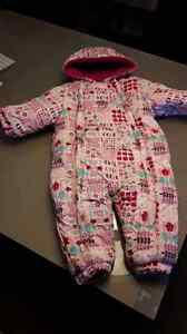 Gusti Toddler snow suit