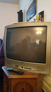 """25"""" RCA TV - Great for Retro Gaming"""