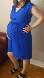 Motherhood maternity dress size M