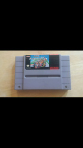 Super Mario Kart for Super Nintendo