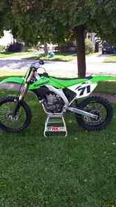 2007 KX450F