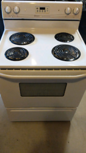 Maytag performance stove oven