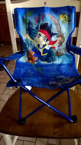 Childs Pirates of the Carribean/Folding Chair