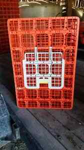 Chicken Crates and Nesting Boxes