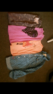 Girls 5/6 clothing lot