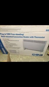 Convection heater - Thermostat