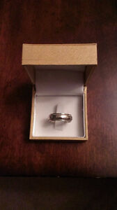 A Size 10 - 10k Yellow & White Gold Ring for $100!!