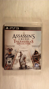 Assassin's creed The America's collection (AC4,3&liberation)