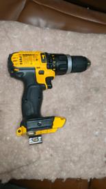 New DeWalt cordless drill