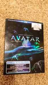 Avatar Extended Blu-ray Collector's Edition
