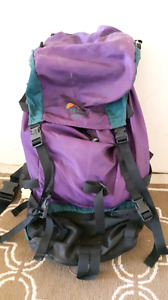 Ladies Alpine Lowe backpack