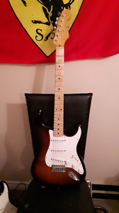 FS/FT  FENDER AMERICAN SPECIAL STRAT W/CHUNKY ALLPARTS  NECK
