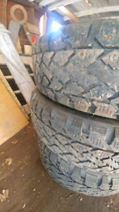 15 and16 inch Tires