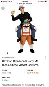 Drunken Bavarian Costumes!
