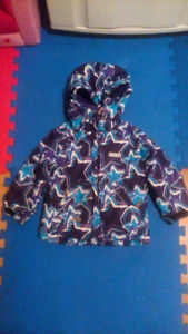 Pinzel winter coat 2t