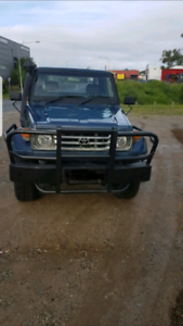 Good cheap reliable landcruiser rwc priced to sell
