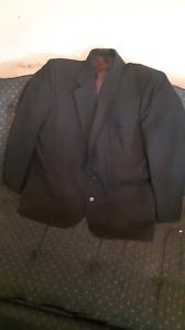 Mansours Suit Jacket size 48 Reg