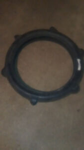 Paddle tire 19 inch