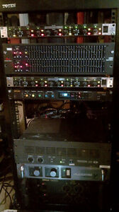 Power Amps and rack gear