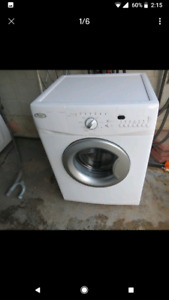 Whirlpool Duet Apt Size 24`` Compact Washer
